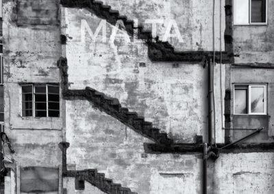 Stairs of Malta - 2 - Vernacular - 013