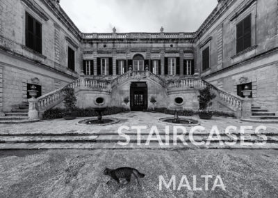 Stairs of Malta - 4 - Baroque - 064